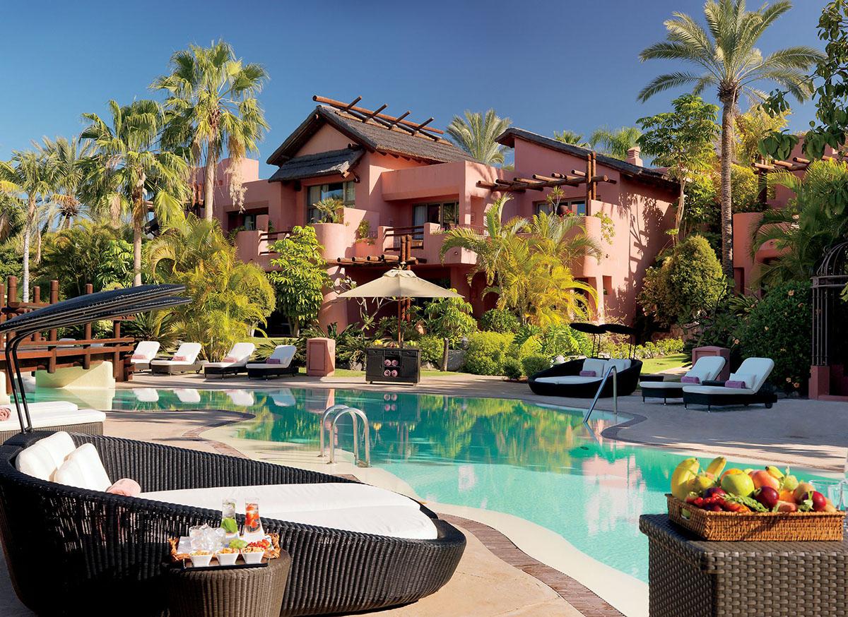 Hotel The Ritz Carlton Abama en Tenerife