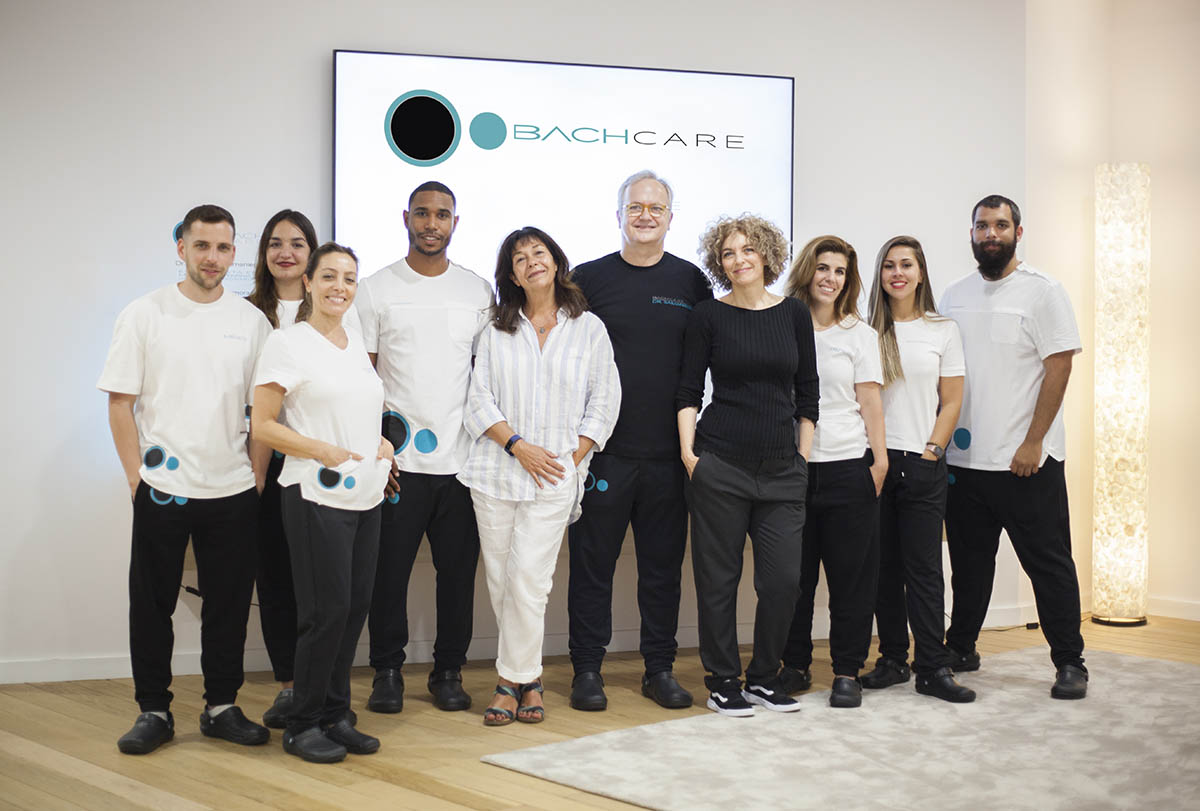 Equipo profesionales Bach Care